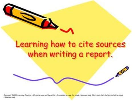 How to properly cite sources in an essay